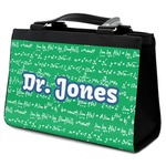 Equations Classic Tote Purse w/ Leather Trim (Personalized)