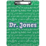 Equations Clipboard (Personalized)