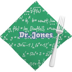 Equations Napkins (Set of 4) (Personalized)