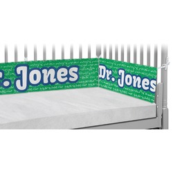 Equations Crib Bumper Pads (Personalized)