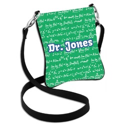 Equations Cross Body Bag - 2 Sizes (Personalized)