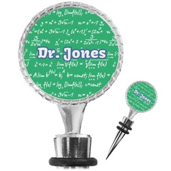 Equations Wine Bottle Stopper (Personalized)