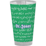 Equations Drinking / Pint Glass (Personalized)