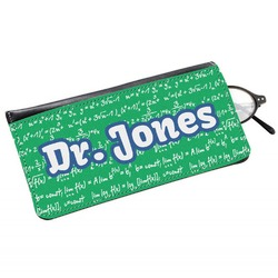 Equations Genuine Leather Eyeglass Case (Personalized)