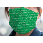 Equations Face Mask Cover (Personalized)
