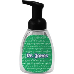Equations Foam Soap Bottle (Personalized)