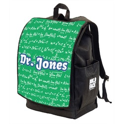 Equations Backpack w/ Front Flap  (Personalized)