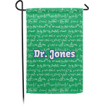 Equations Garden Flag - Single or Double Sided (Personalized)