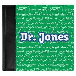 Equations Genuine Leather Baby Memory Book (Personalized)