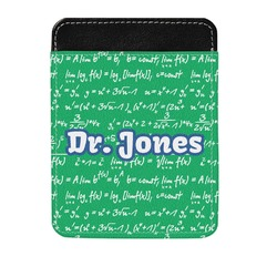 Equations Genuine Leather Money Clip (Personalized)