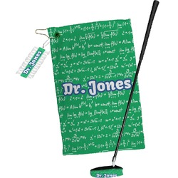 Equations Golf Towel Gift Set (Personalized)