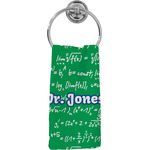 Equations Hand Towel - Full Print (Personalized)