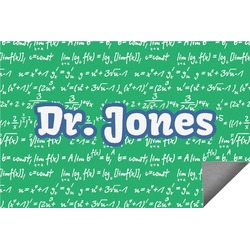 Equations Indoor / Outdoor Rug (Personalized)