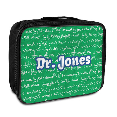 Equations Insulated Lunch Bag (Personalized)