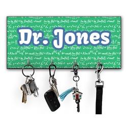 Equations Key Hanger w/ 4 Hooks (Personalized)