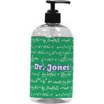 Equations Plastic Soap / Lotion Dispenser (Personalized)