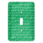Equations Light Switch Cover (Single Toggle) (Personalized)