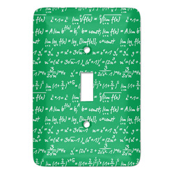 Equations Light Switch Covers - Multiple Toggle Options Available (Personalized)