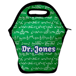 Equations Lunch Bag w/ Name or Text