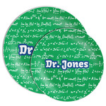 Equations Melamine Plate (Personalized)