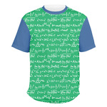 Equations Men's Crew T-Shirt (Personalized)