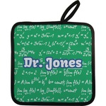 Equations Pot Holder (Personalized)