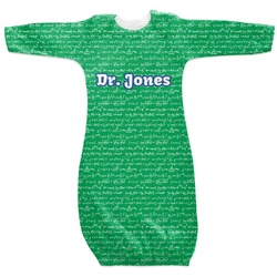 Equations Newborn Gown (Personalized)
