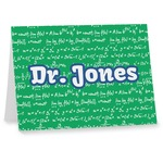 Equations Note cards (Personalized)