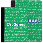Equations Notebook Padfolio w/ Name or Text