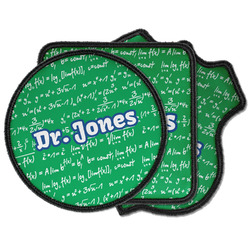 Equations Iron on Patches (Personalized)