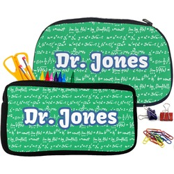 Equations Pencil / School Supplies Bag (Personalized)