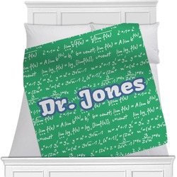 Equations Minky Blanket (Personalized)