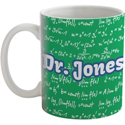 Equations Coffee Mug (Personalized)