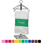 Equations Finger Tip Towel (Personalized)