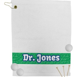 Equations Golf Towel (Personalized)