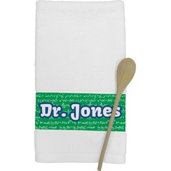 Equations Kitchen Towel (Personalized)