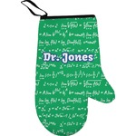 Equations Right Oven Mitt (Personalized)