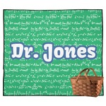 Equations Outdoor Picnic Blanket (Personalized)