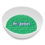 Equations Melamine Bowl 8oz (Personalized)