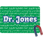 Equations Rectangular Fridge Magnet (Personalized)