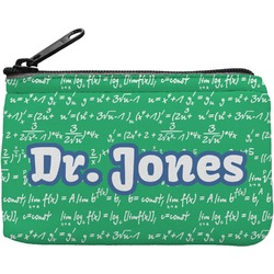 Equations Rectangular Coin Purse (Personalized)