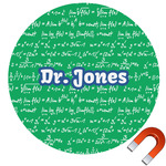 Equations Car Magnet (Personalized)