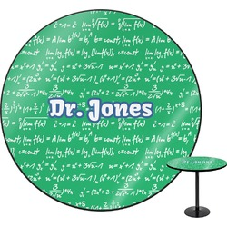 Equations Round Table (Personalized)