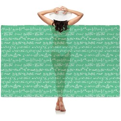 Equations Sheer Sarong (Personalized)