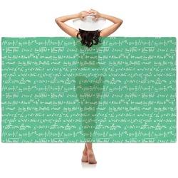 Equations Sheer Sarong (Personalized)