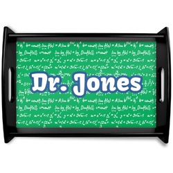 Equations Wooden Trays (Personalized)