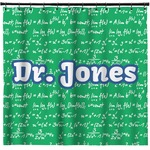 Equations Shower Curtain (Personalized)