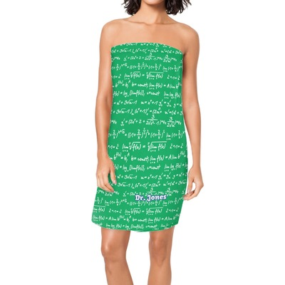 Equations Spa / Bath Wrap (Personalized)