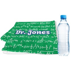 Equations Sports & Fitness Towel (Personalized)