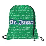 Equations Drawstring Backpack (Personalized)